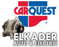 Elkader Auto and Electric button